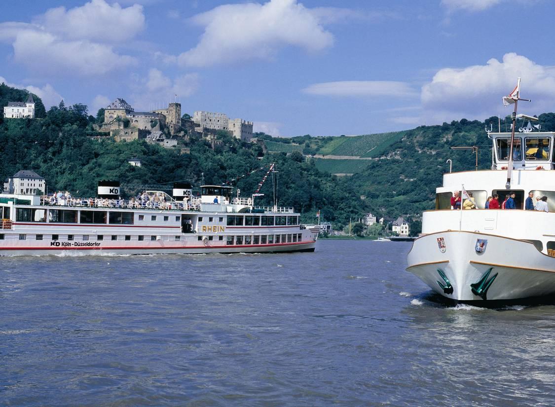 Wellness Kurzreise Koblenz Lahnstein 4 Tage 2 Personen Wyndham Hotel Gutschein 3