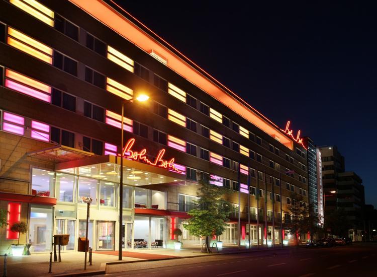 Hotel Berlin Berlin Aussenansicht