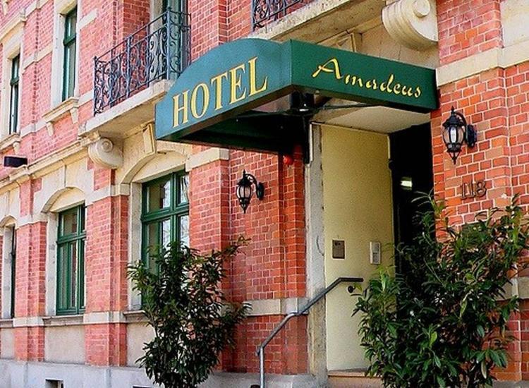 Hotel Amadeus Dresden
