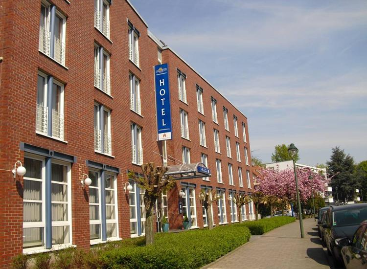 HK Hotel Düsseldorf City | Städtetrip in die