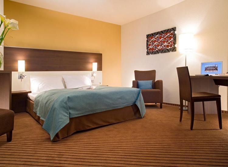 2606 Mercure Hotel München Neuperlach Zimmer