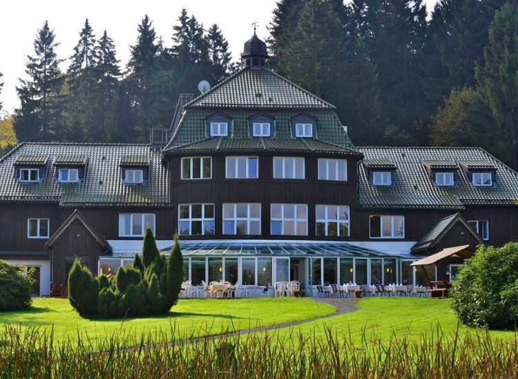 Hotel Harzhaus Aussenansicht