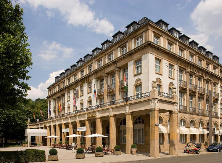 Schlosshotel Karlsruhe Aussenansicht