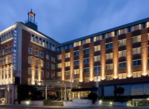 Arcona Hotel Baltic Aussenansicht