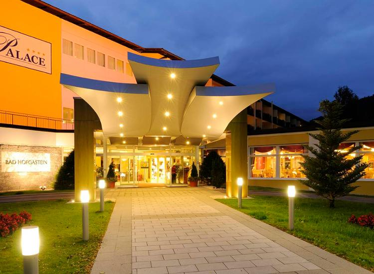 kur sport hotel palace bad hofgastein