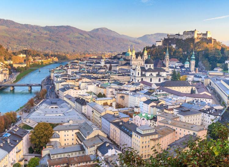 IMLAUER HOTEL PITTER Salzburg Stimmung Stadt 1 301