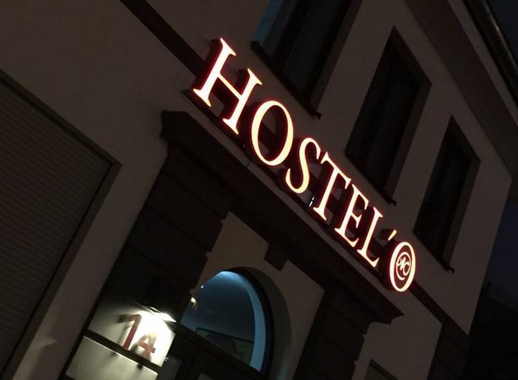 Hostel O Berlin Mitte Aussenansicht