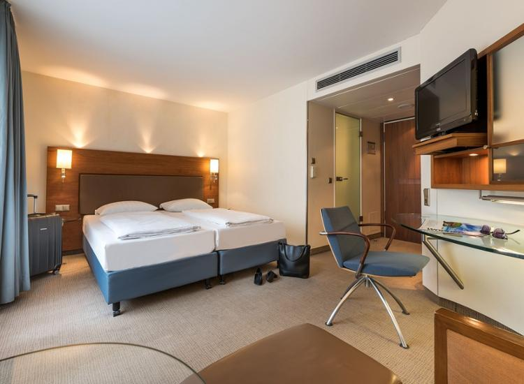 Mercure Hotel Muenchen Freising Airport Doppelzimmer