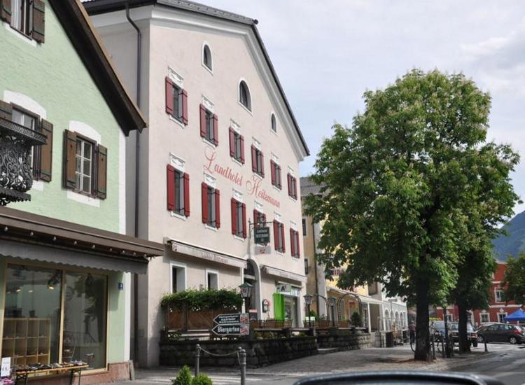 1Hotel Heitzmann Aussenansicht