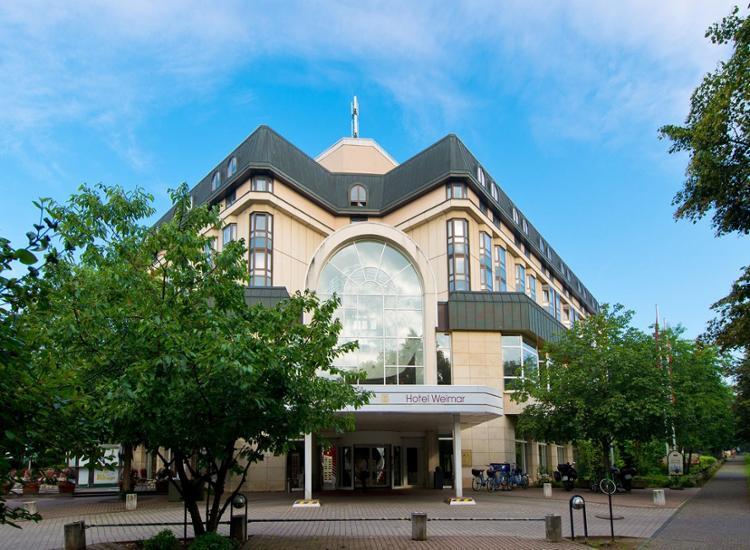Leonardo Hotel Weimar Aussenansicht