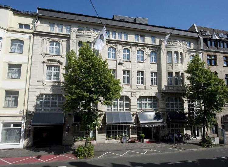 Best Western Savoy Hotel Duesseldorf Aussenansicht