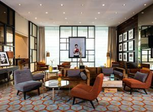 Ameron Hotel Regent Koeln Lobby