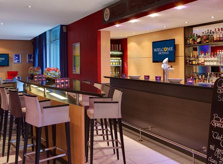 Welcome Hotel Essen Osterspecial Fr 252 Hlingstage Im