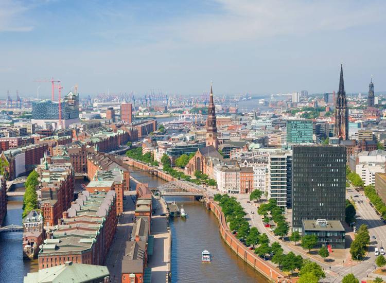 Kurzreise-Hamburg-3-Tage-im-Amedia-Hotel-fuer-2-Personen-Hotelgutschein-Animod Indexbild 7