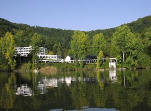 Dorint Seehotel u Resort Bitburg Suedeifel Aussenansicht