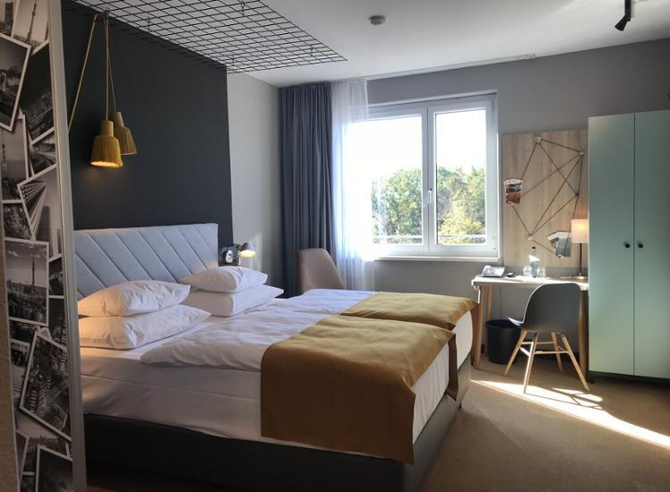 acomhotel München Haar Zimmer