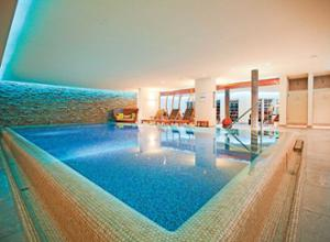 Hotel Waldsaegmuehle Schwarzwald Pool