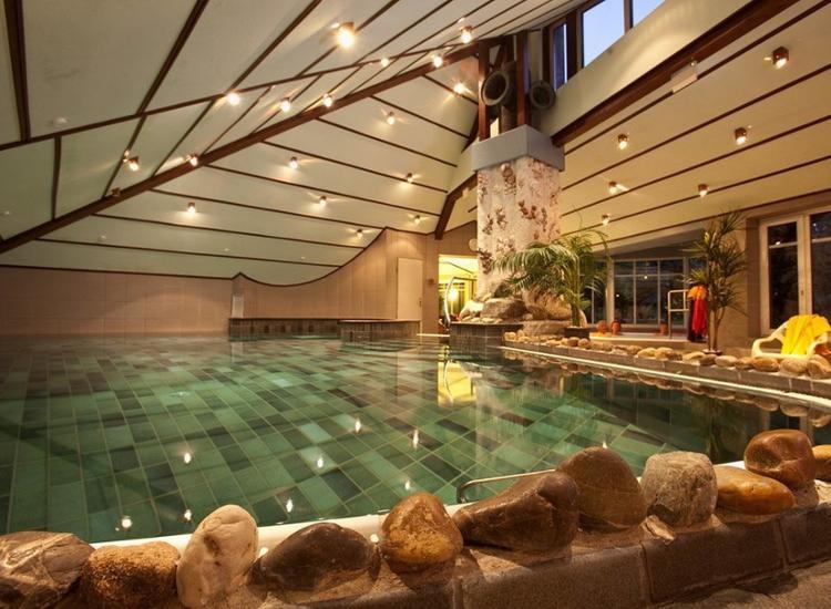 Ringhotel Koehlers Forsthaus Pool
