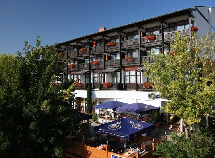 AktiVital Hotel Aussenansicht
