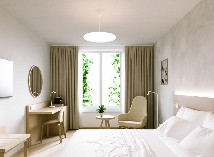 Hotel Botanique Prag