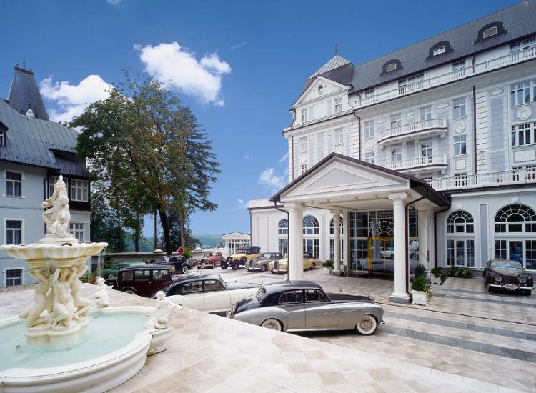 Hotel Esplanade Spa u Golf Resort