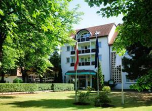 Parkhotel Klueschenberg Aussenansicht