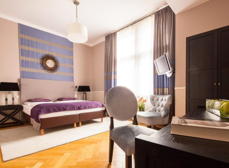 Hotel Elba Berlin Hotelzimmer