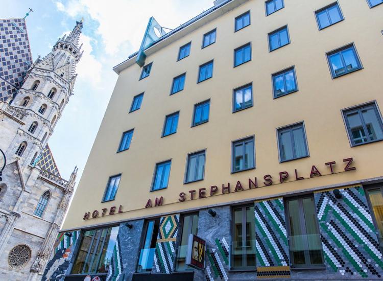 Hotel am Stephansplatz Wien