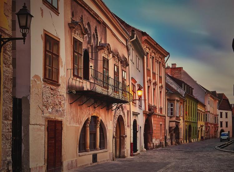 Civitas Boutique Hotel Sopron Stadt