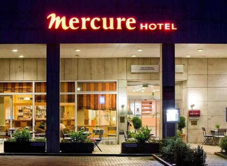 Kurzreise Taunus Bad Homburg 4 Sterne Hotel 3 Tage 2 Personen Hotelgutschein 3