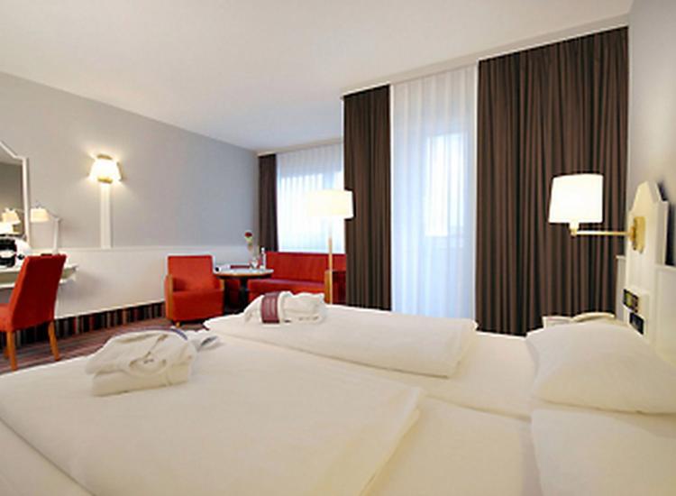 Kurzreise Taunus Bad Homburg 4 Sterne Hotel 3 Tage 2 Personen Hotelgutschein 10