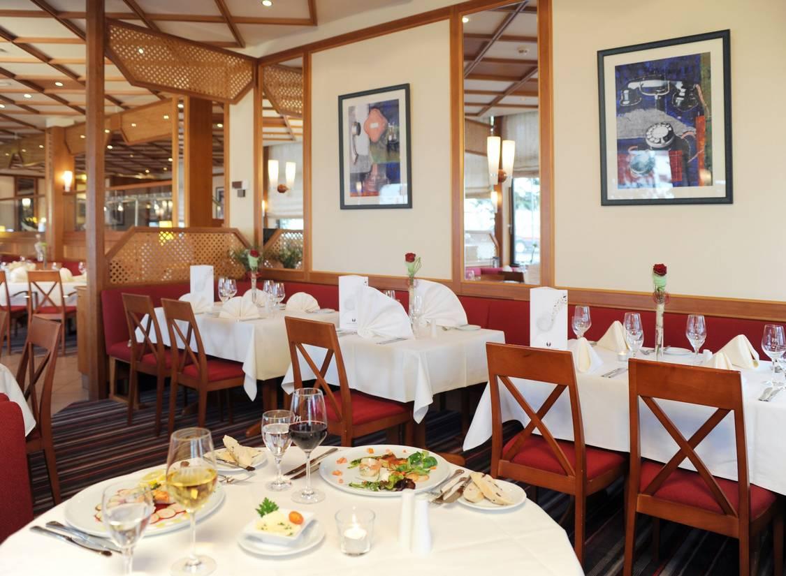 Kurzreise Taunus Bad Homburg 4 Sterne Hotel 3 Tage 2 Personen Hotelgutschein 7