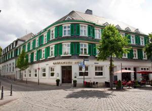 Hotel Graefrather Hof Aussenansicht