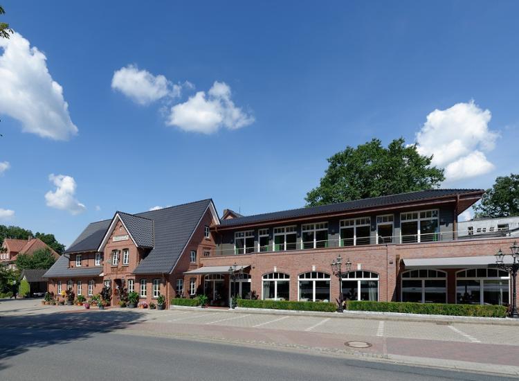 Ringhotel Sellhorn Aussenansicht