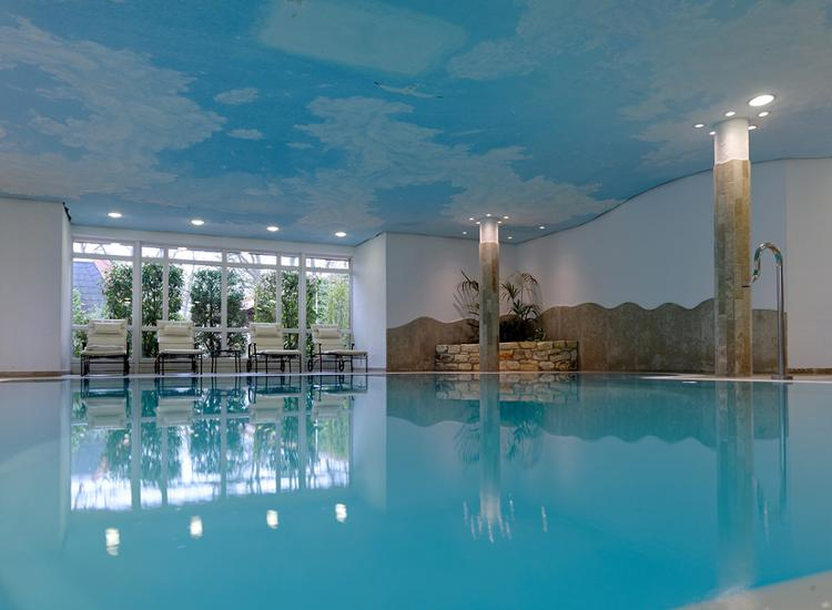Ringhotel Sellhorn Pool