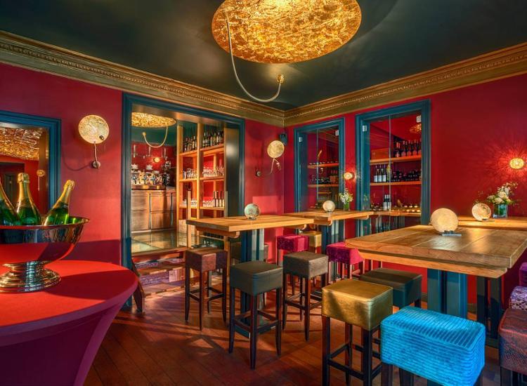 Hotel Alsterblick Hamburg Bar