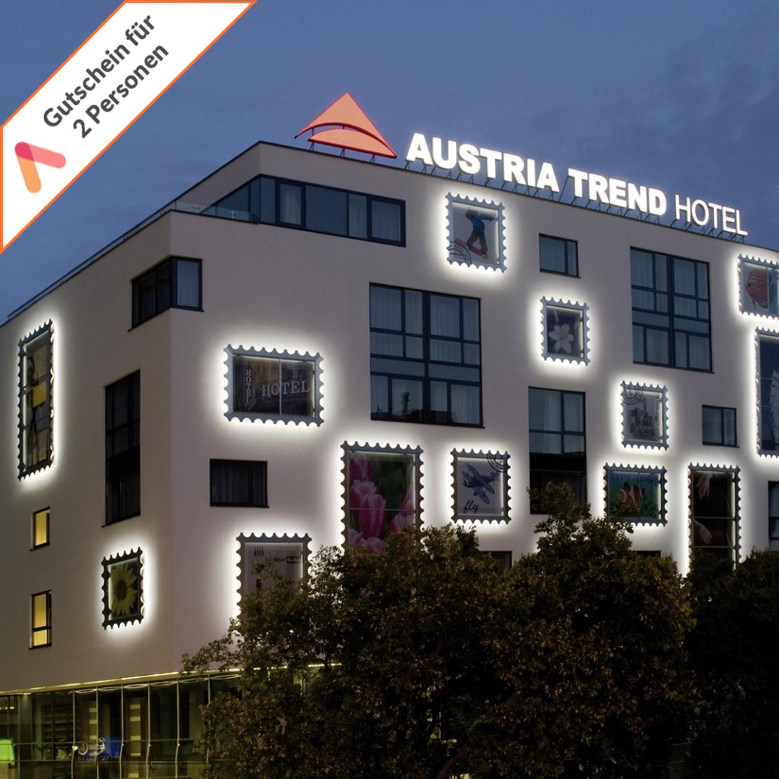 Kurzurlaub-Bratislava-Slowakei-Donau-3-Tage-4-Sterne-Hotel-2-Personen-Gutschein