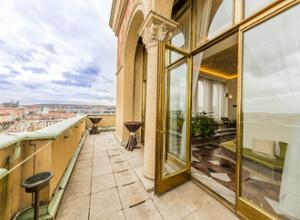 Hotel International Prague Terrasse