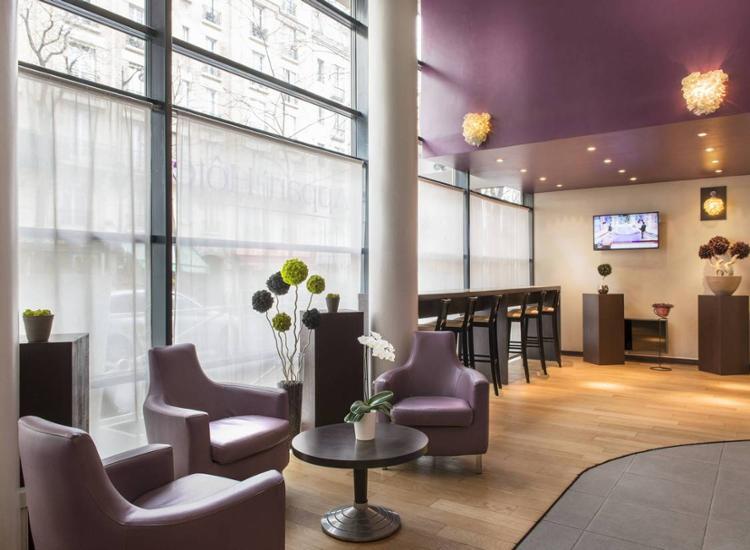 quality suites bercy bibliotheque paris