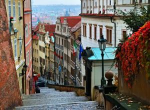 Hotel Theatrino Prag Stimmung Stadt