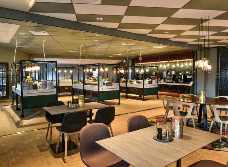 Scandic Start Lund Restaurant