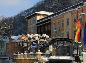 Hotel Lindenhof im Winter