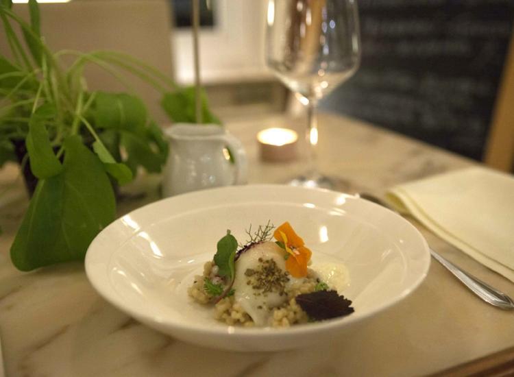 Restaurant Marron Villa Kastania