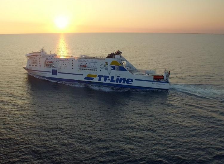 TT Line Travemuende Trelleborg