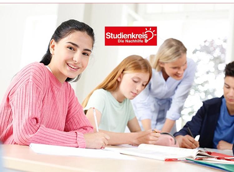 Nachhilfe beim Studienkreis - 8 Doppelstunden für den perfekten Start in das neue Schuljahr
