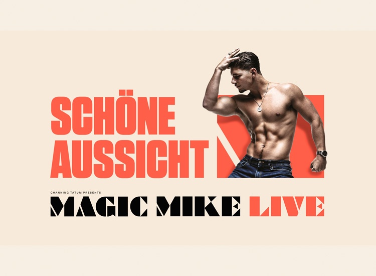 Magic Mike Live Berlin - Single Ticket