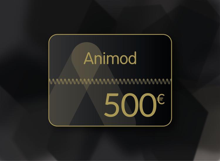 Wertgutschein im Wert von 500€